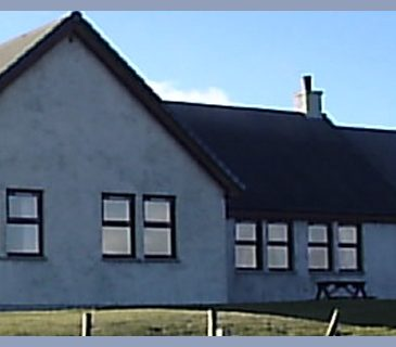 Balinoe House, Tiree